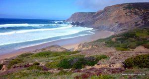 Die Westküste der Algarve: Costa Vicentina