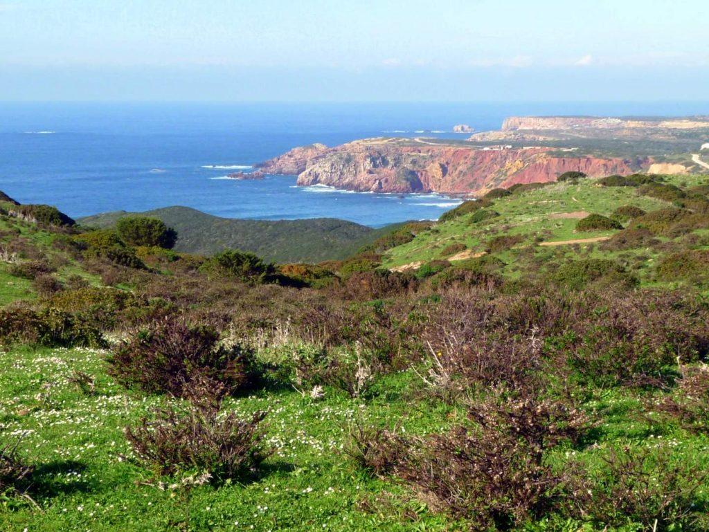 Algarve Sehenswürdigkeiten: Cabo Pontal