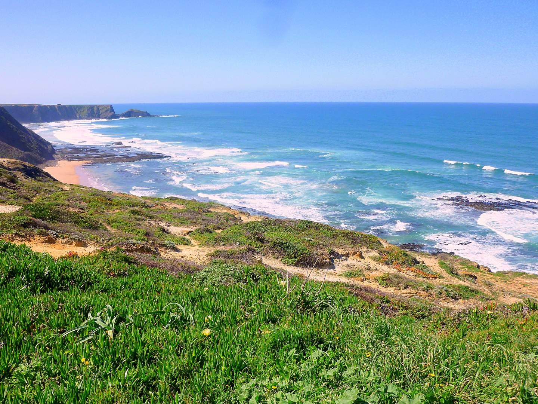 Die wilde Westküste der Algarve