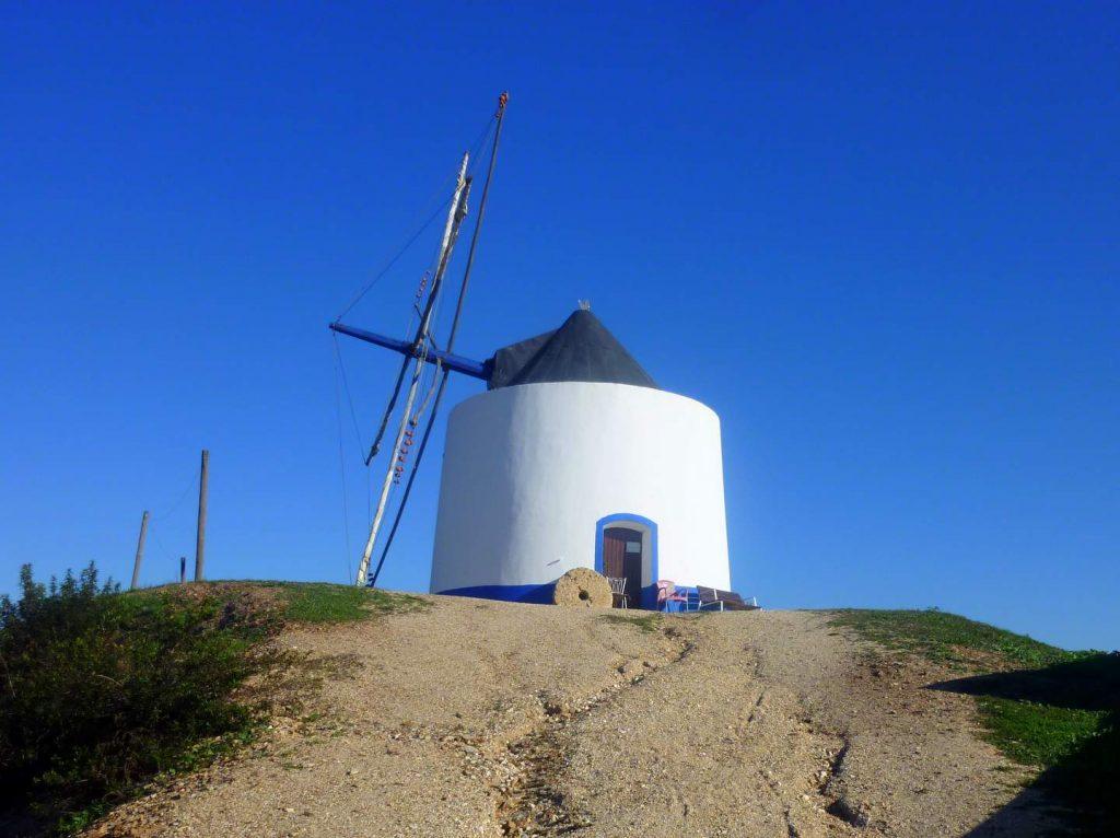 Algarve Sehenswürdigkeiten: Moinho de Odeceixe