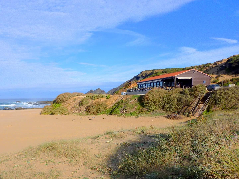 Praia da Amoreira: Paraiso do Mar