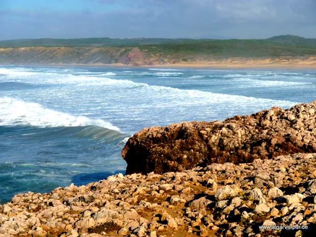 Die schönsten Aussichtspunkte der Algarve: Punta da Carrapateira