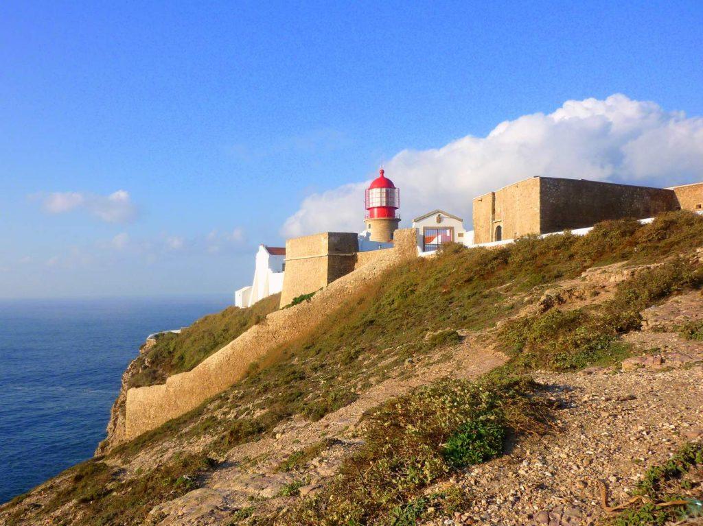 Algarve Sehenswürdigkeiten: Cabo de Sao Vicente