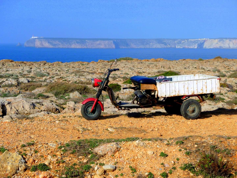 Algarve: Fortaleza de Sagres