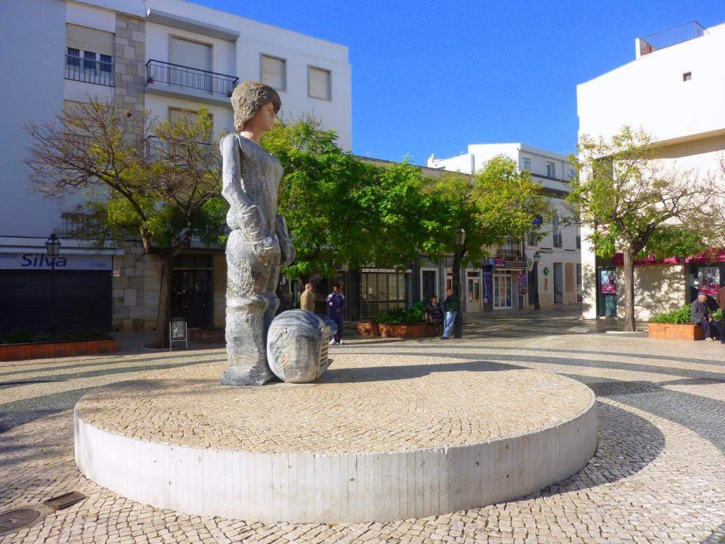 Algarve Sehenswürdigkeiten: Don Sebastião