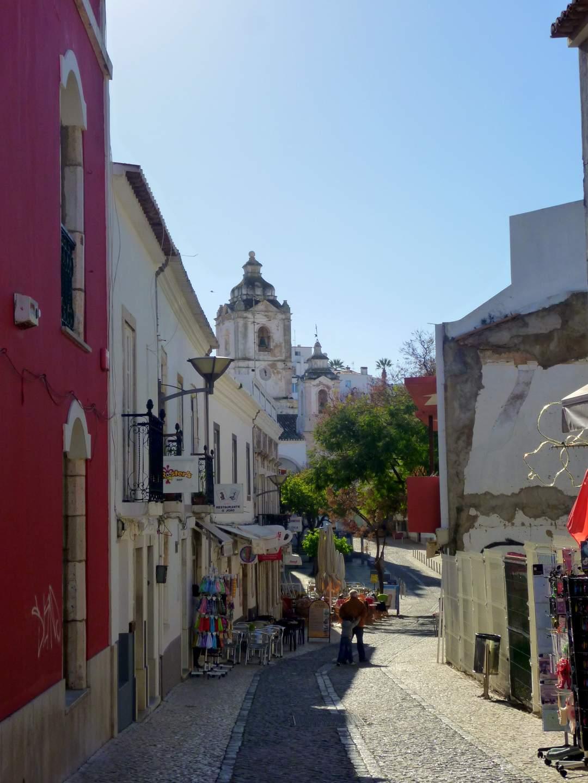 Algarve Sehenswürdigkeiten: Stadtrundgang Lagos