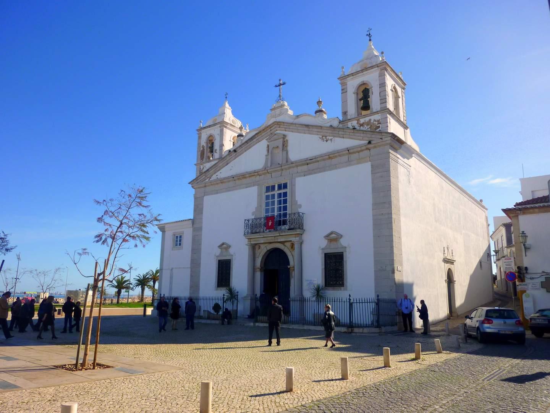 Algarve Sehenswürdigkeiten: Igreja de Santo António