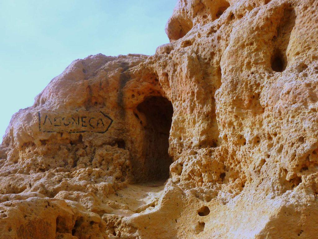 Algarve Sehenswürdigkeiten: Alga Seco