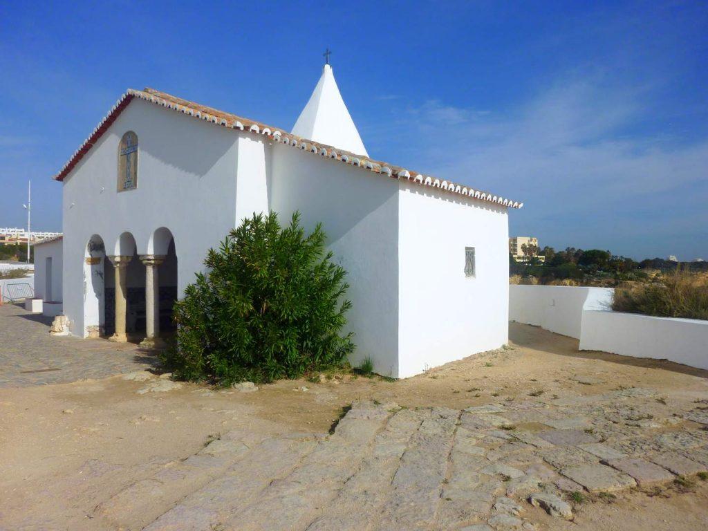 Algarve Sehenswürdigkeiten: Ermida de Nossa Senhora da Rocha