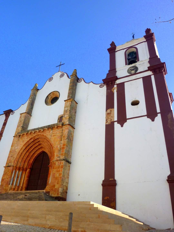 "Algarve Sehenswürdigkeiten: Die Kathedrale ""Sé Velha"" in Silves"