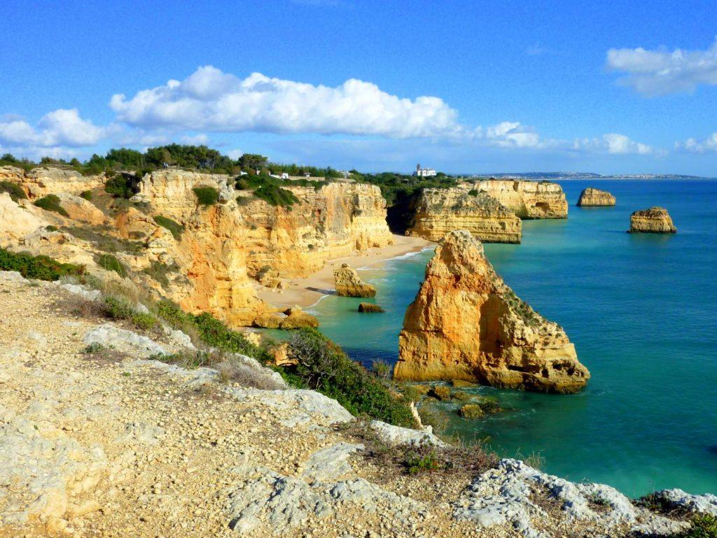 Ferragudo Praia Marinha