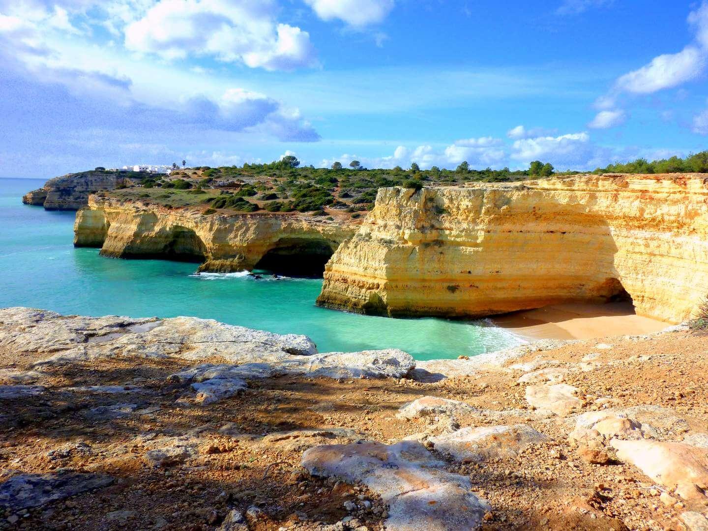 Entdecke die Algarve