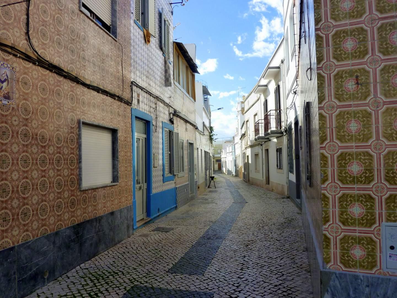 Algarve Sehenswürdigkeiten: Stadtbesichtigung Olhão