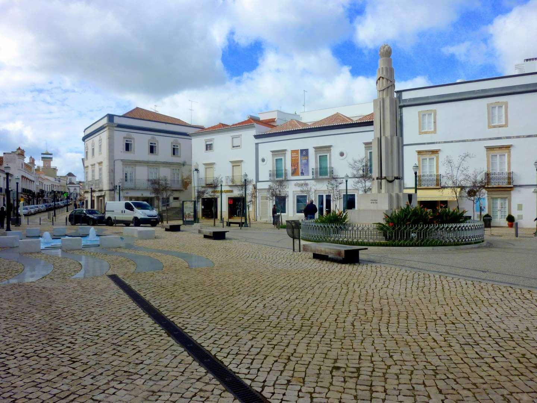 Tavira: Praça da República