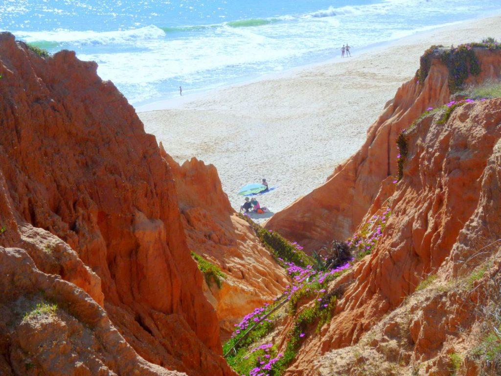 Quarteira Praia da Falesia