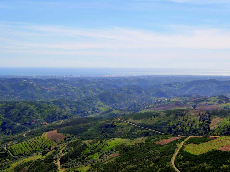 Algarve Berge