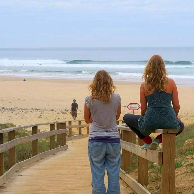 Surfen Algarve: Free Surfer