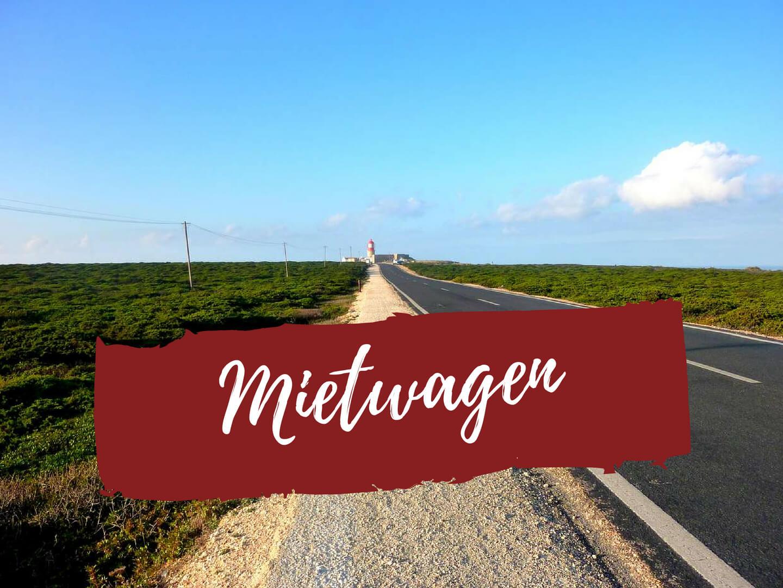 Mit dem Mietwagen die Algarve auf eigene Faust entdecken