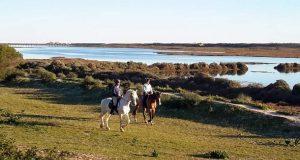 Reiten in der Algarve