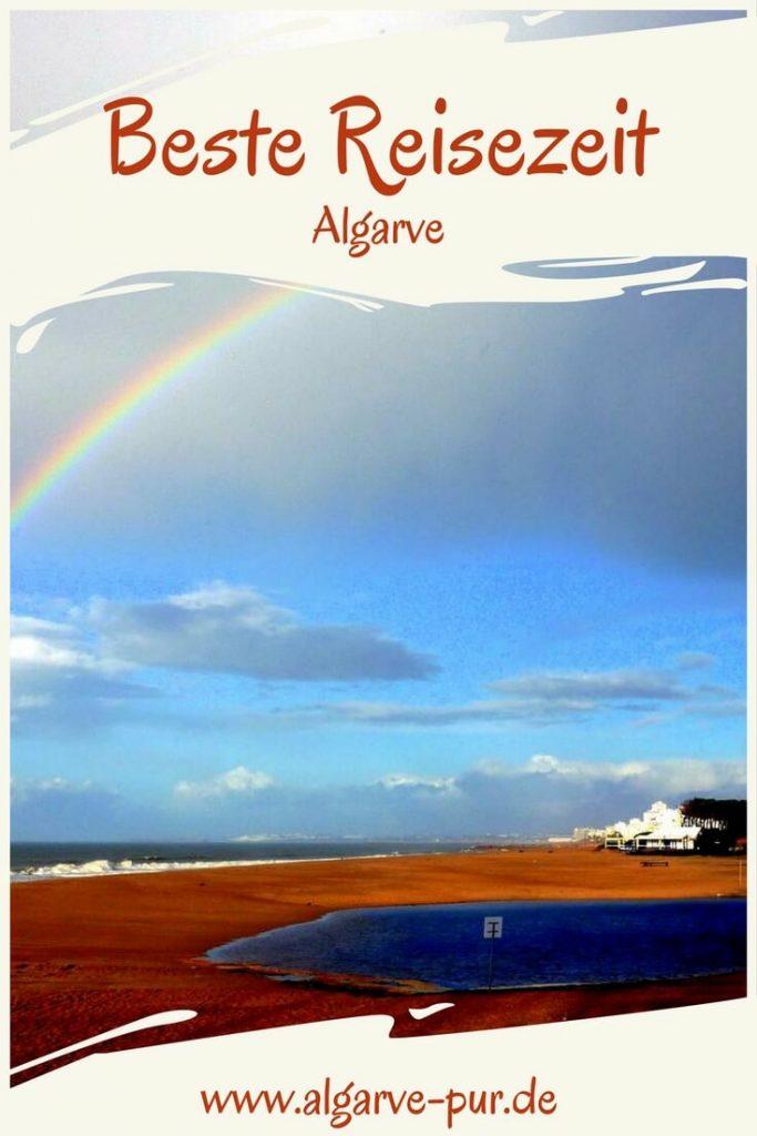 Wie ist das Wetter gerade in der Algarve? Was ist wichtiger als das richtige Wetter im Urlaub? Erfahre, wie das Wetter über das Jahr in der Algarve ist und wann die besten Reisezeiten sind für einen Strandurlaub, Wanderurlaub oder Surfurlaub.