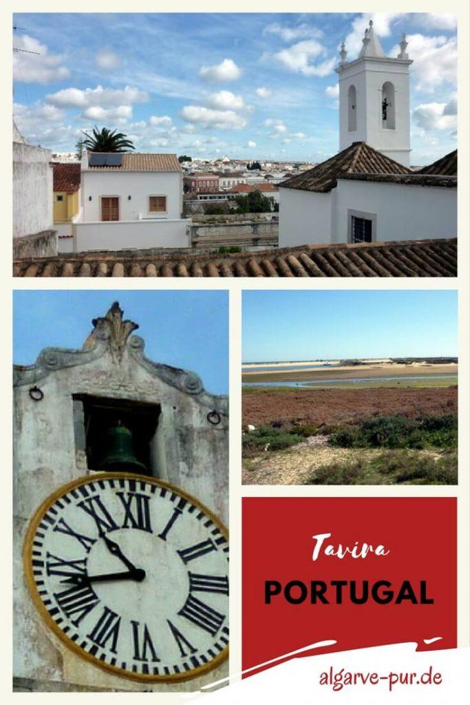 Urlaub in Tavira, Portugal, Algarve
