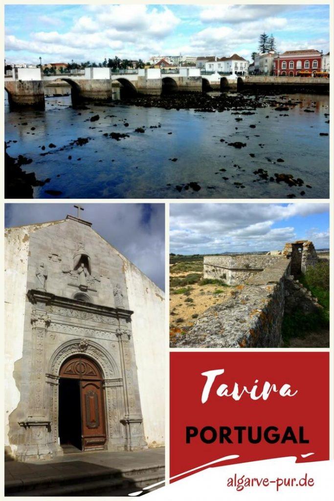 Die Sehenswürdigkeiten von Tavira