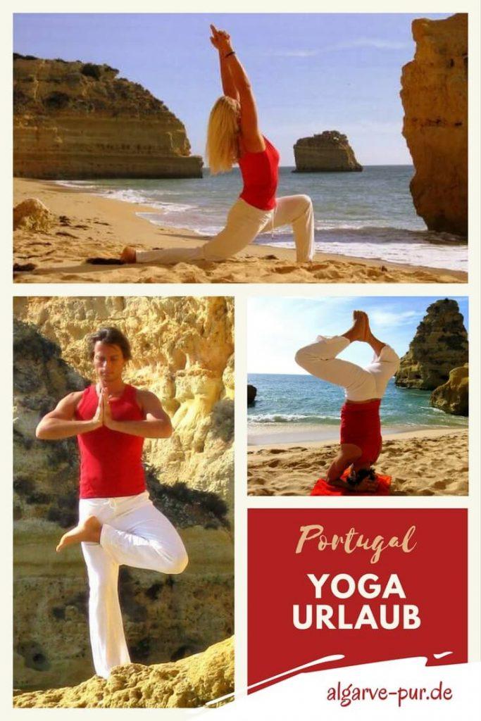 Yoga Urlaub in Portugal