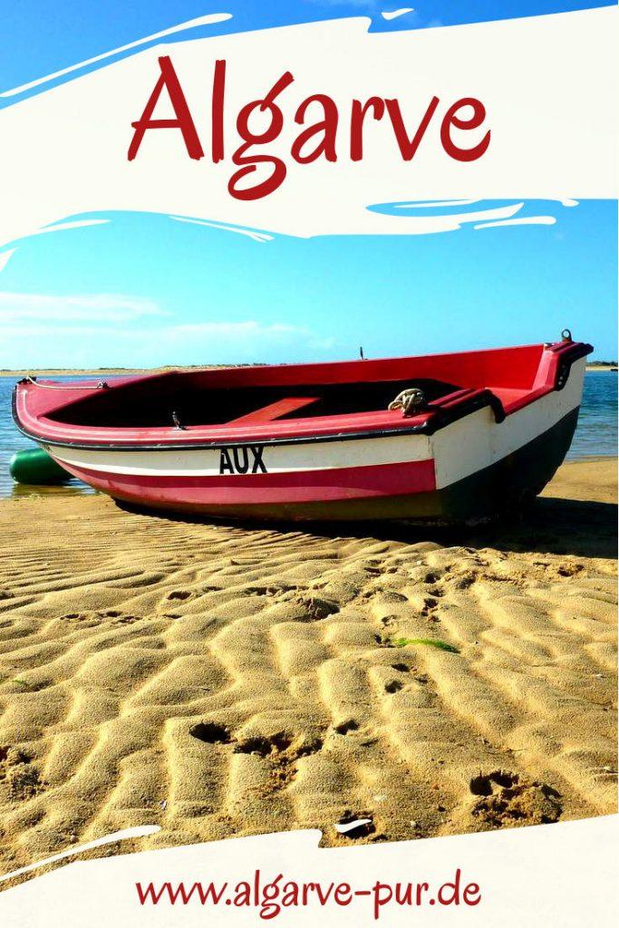 Ein Traumziel - Strandleben, Sonnenbaden, Wassersport, Wandern, Radfahren, Golfen und vieles mehr. www.algarve-pur.de