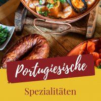 Portugiesische Spezialitäten