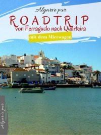 Algarve pur Cover Bild RT Ferragudo Quarteira