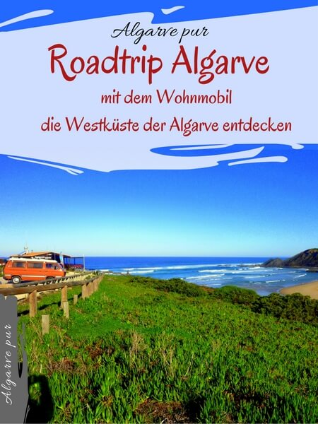 Algarve pur Cover Bild RT Wohnmobil Westküste
