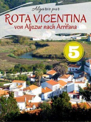 Algarve pur Cover Bild RV Aljezur Arrifana