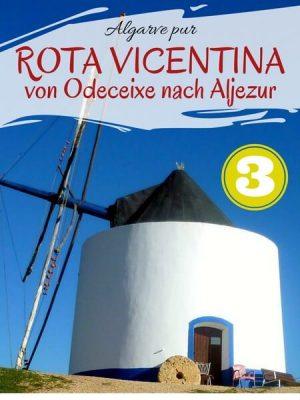 Algarve pur Cover Bild RV Odeceixe Aljezur