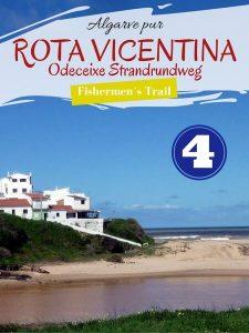Algarve pur Cover Bild RV Odeceixe Strandrundweg
