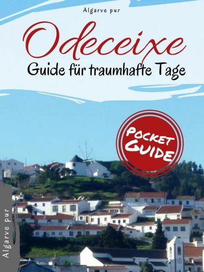 Algarve pur Odeceixe Guide Cover
