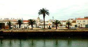 Stadtansicht Lagos, Algarve, Portugal