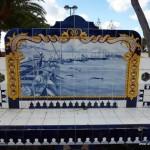 Azulejo in Olhao