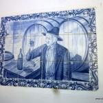Azulejo in Odeceixe