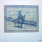 Azulejo in Carrapateira