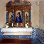 Innenraum der Kapelle N. S. da Rocha