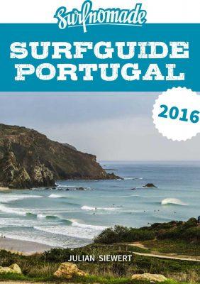 Surfguide Portugal by Julian Siewert