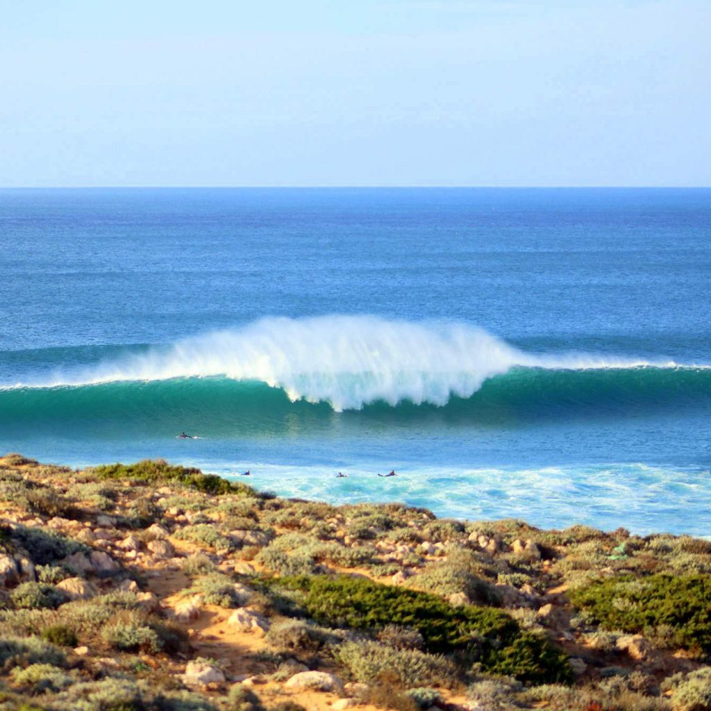 Surfen Algarve: Borderia