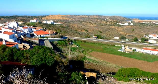 Carrapateira, Algarve, Portugal