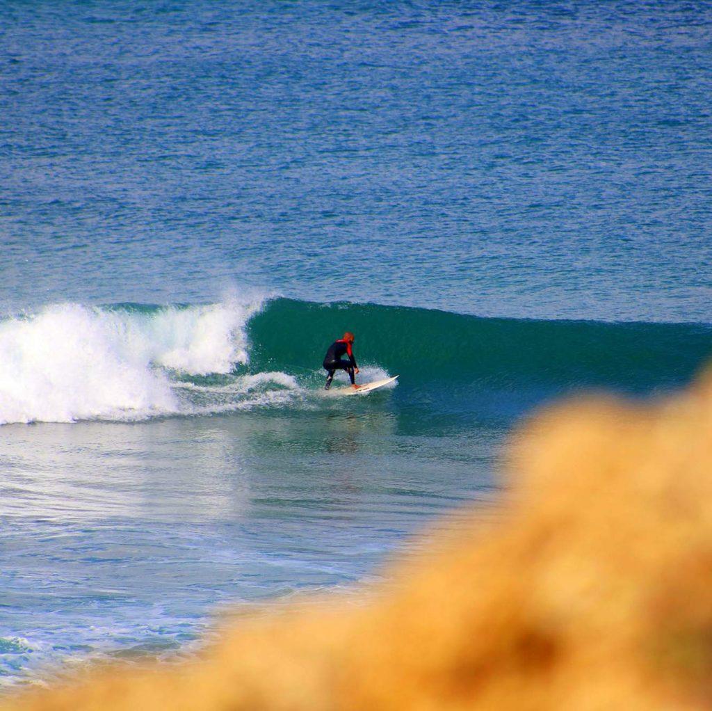 Surfen Algarve: Castelejo