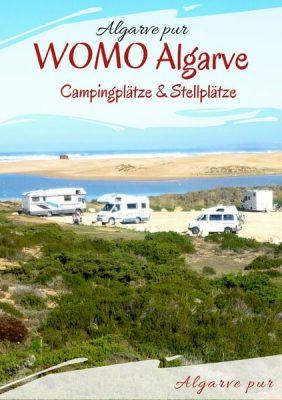 Copy of Algarve pur Cover Bild RT Stellplätze und Campingplätze