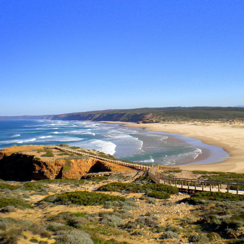 Carrapateira Praia da Bordeira
