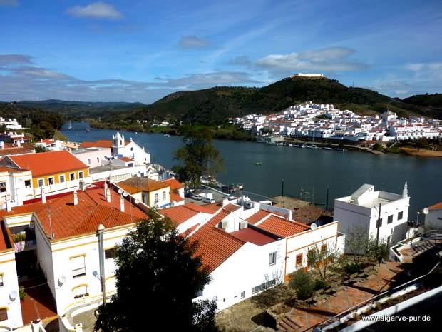 Die schönsten Aussichtspunkte der Algarve: Alcoutim