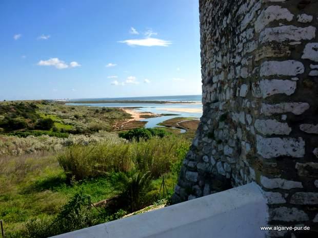 Die schönsten Aussichtspunkte der Algarve: Cacela Velha