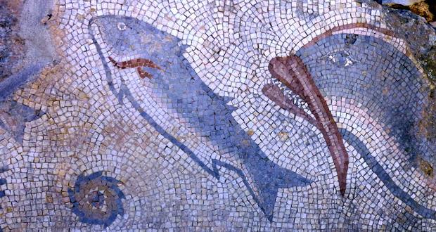 Ferien Sand-Algarve, Die römische Villa von Milreu, Portugal