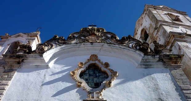 Ferien an der Fels-Algarve, Igreja de Santo António, Lagos, Portugal